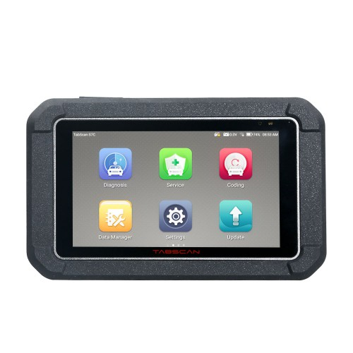 EUCLEIA TabScan S7C Automotive Intelligent Dual-mode Diagnostic System