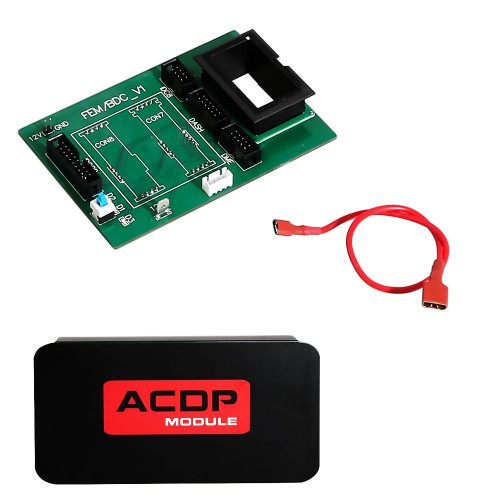 Yanhua Mini ACDP Module 2 for BMW FEM / BDC Key Programming, Odometer Correction, Module Recovery, Data Backup