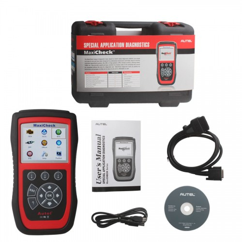 [UK SHIP] AUTEL MaxiCheck Pro Special Application Diagnostic Service Tool