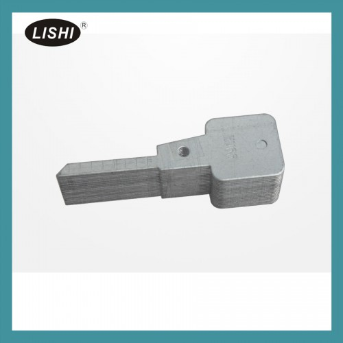 LISHI  for Audi Ford VW,Porsche,Seat, Skoda  HU66  2-in-1 Auto Pick and Decoder