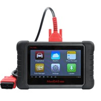 [Big Sale] [UK SHIP] Autel MaxiDAS DS808 KIT Tablet Diagnostic Tool Full Set Support Online Update Better than DS708