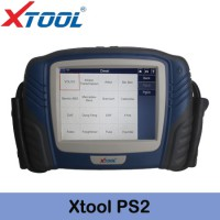 [ Xmas Sale ] XTOOL PS2 Heavy Duty PS2 HD Truck Inegrated Diagnostic Tool CAN BUS Auto Scanner
