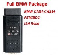 Full Package Yanhua Mini ACDP BMW + CAS1-CAS4+/FEM/BDC/ISN Read Adapter