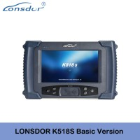 [UK SHIP] Lonsdor K518S Key Programmer for All Makes with Odometer Adjustment No Token Limitation Free Update Online