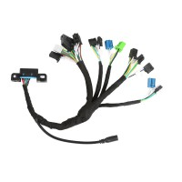 [UK ship No Tax] EIS ELV Test cables for Mercedes Works Together with VVDI MBTOOL (five-in-one)