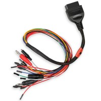 [UK SHIP] MPPS V21 Breakout Tricore Cable OBD Breakout ECU Bench Pinout Cable