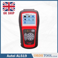 [UK SHIP] Autel AL519 AutoLink Works For Multi-brand Cars OBDII/EOBD Scanner Lifetime Upgrade Supports Multi-language