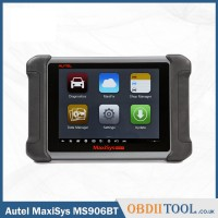 100% Original AUTEL MaxiSys MS906BT OBD2 Scanner Car Diagnostic tool Key Programmer Scanner Better than DS808 DS708 launch x431