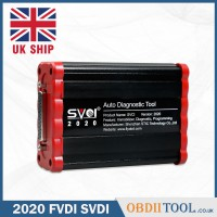 Original V2020 SVCI FVDI FVDI ABRITES Commander Full Version Auto Diagnostic Tool[UK SHIP]