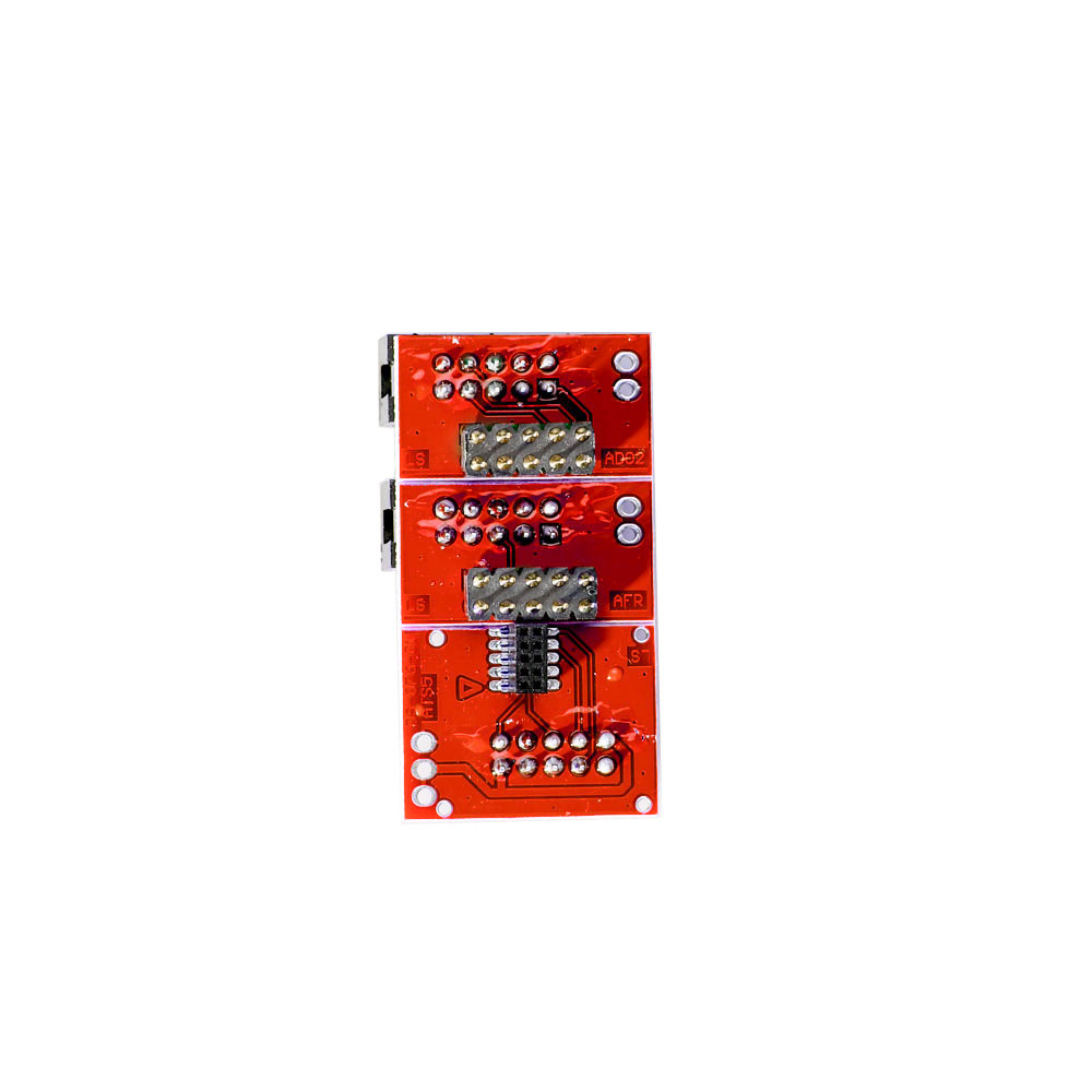 K-TAG Red PCB Display: