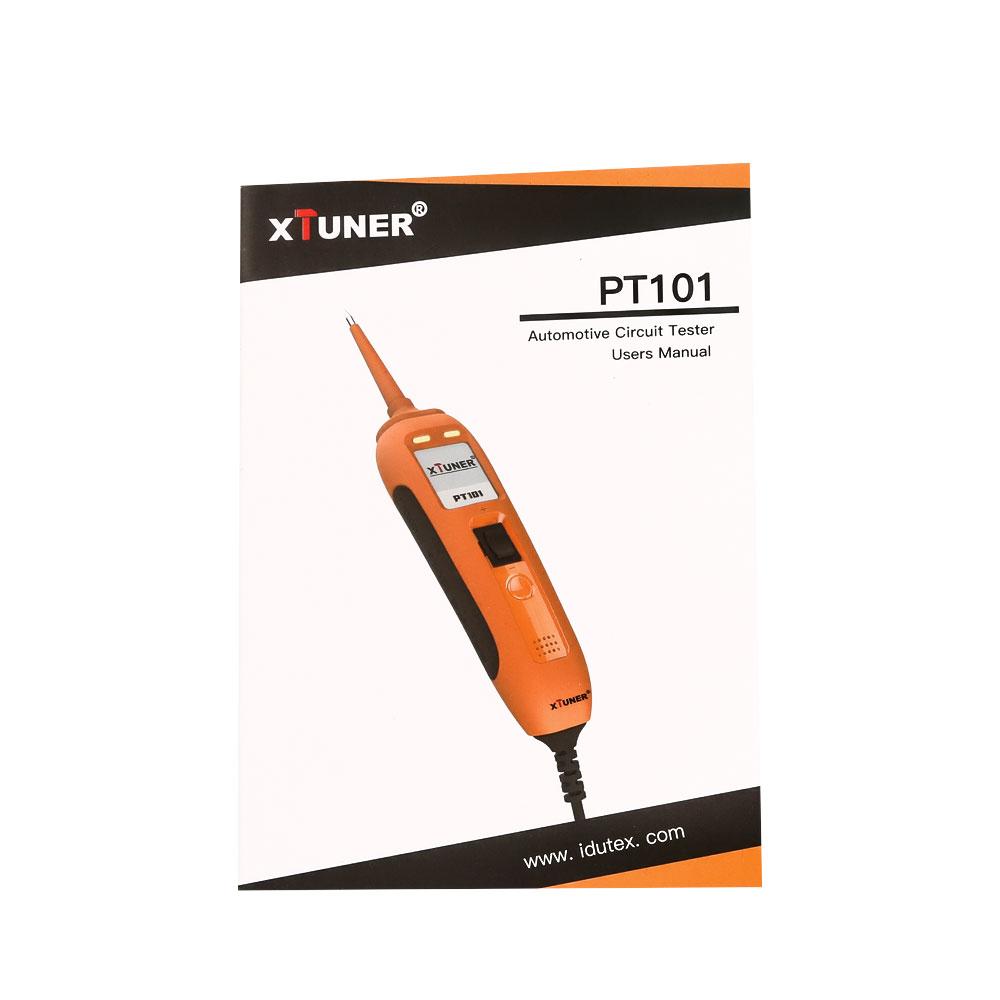 12V 24 V Automotive Power Probe Circuit Tester Diagnostic Electrical System Tool