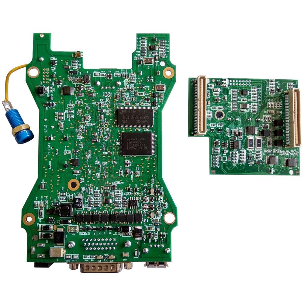 Ford VCM II Main Board Display