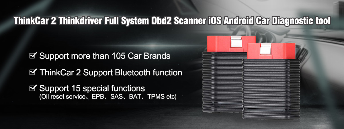 Launch ThinkCar 2 Full System OBD Diagnostic Tool