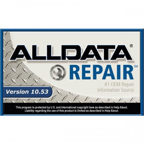 750GB Alldata 10.53 Full Set 2013 Q3 Automotive Repair Data +Mitchell Ondemand 5.8.2 10/2013 Version