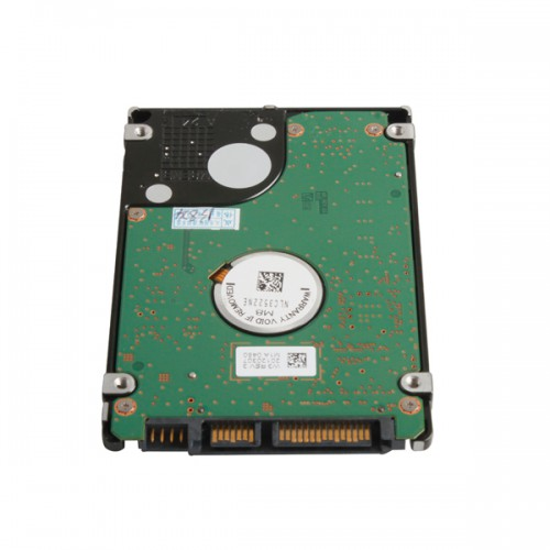 120G DELL HDD with SATA Port only HDD without Software