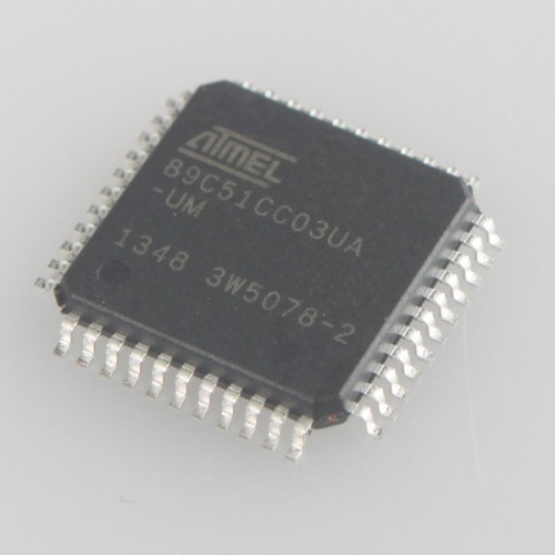 Free Shipping AT89C51CC03U NXP Fix Chip 1024 Tokens For CK100 CK-100