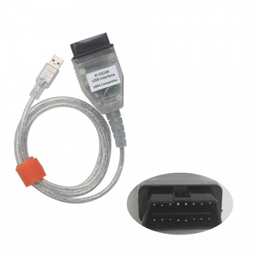 BMW INPA K+CAN USB Interface Diagnostic tool