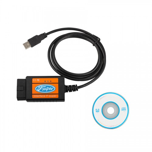 Free Shipping Scanner USB Scan Tool for Ford