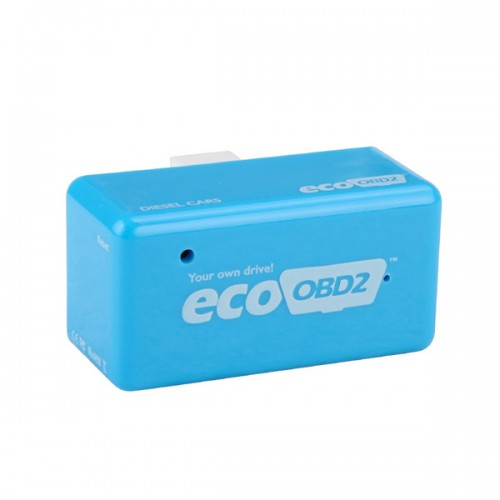 Plug and Drive EcoOBD2 Economy Chip Tuning Box for Benzine/Diesel Cars