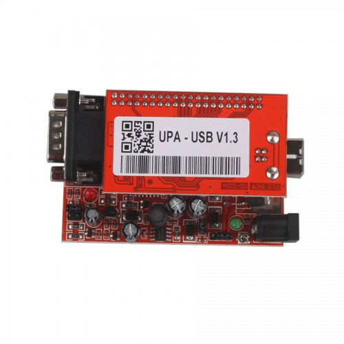 New UPA USB Programmer with Full Adaptors 1.3