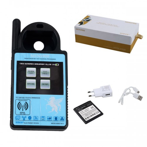 ND900 Mini Transponder Key Programmer Mini ND900
