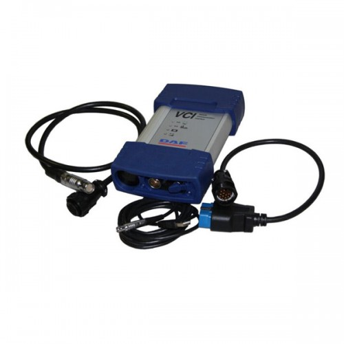 Original New  VCI 560 Truck Diagnostic Tool for DAF with WIFI