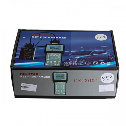 Free Shipping V50.01 CK-200 CK200 Auto Key Programmer  With Unlimited tokens.