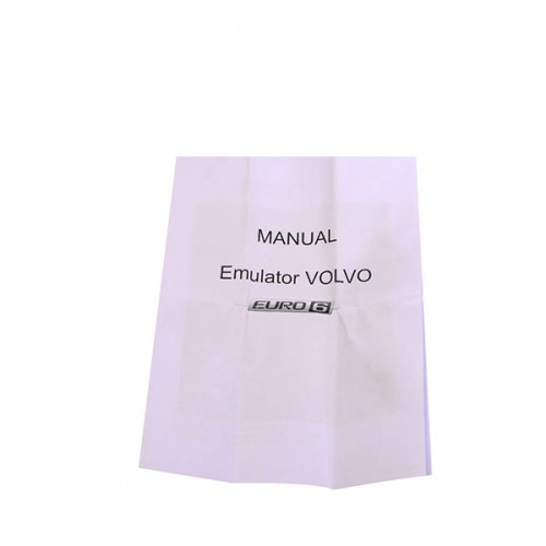 New Version Volvo Euro 6 Adblue emulator car Removal Emulator with NOX sensor  DPF system