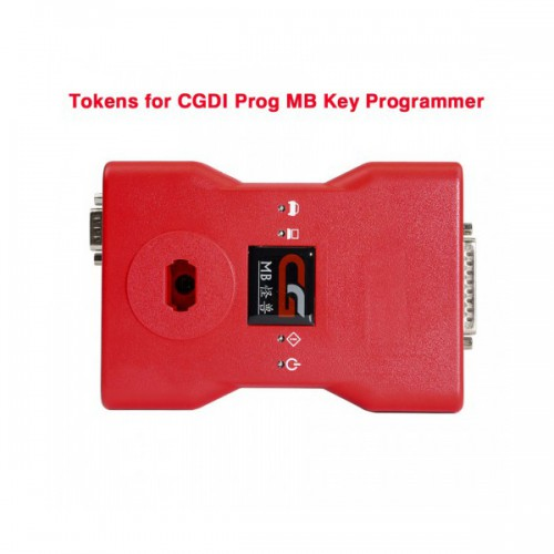 1 Token for CGDI Prog MB Benz Car Key Programmer