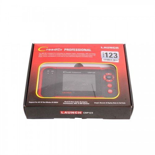 Launch CReader Professional 123 CRP123 OBD2 Diagnostic Code Reader