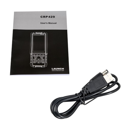 Launch X431 CRP429 Full-System OBD2 Code Reader [ Buy SC379-B Instead ]