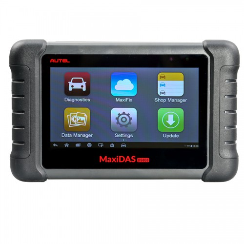 [UK SHIP] Autel MaxiDAS DS808 KIT Tablet Diagnostic Tool Full Set Support Online Update Better than DS708