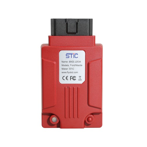[UK SHIP]  V117 SVCI J2534 Diagnostic Tool for vcm for mazda better than vcm II