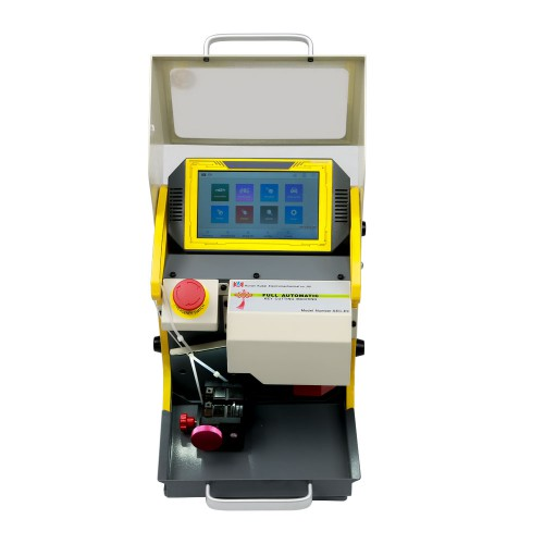Android SEC-E9 CNC Automated Key Cutting Machine with Built-in Database