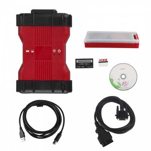 [UK SHIP] Best Quality VCM2 For Ford VCM II IDS V108 OEM diagnostic interface For 16 Pin Fords
