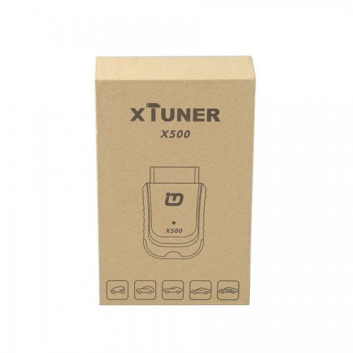[UK SHIP] XTUNER X500+ V4.0 Bluetooth Special Function Diagnostic Tool works with Android Phone/Pad