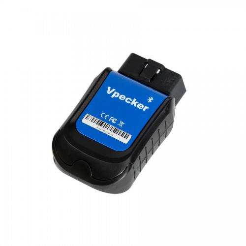 VPECKER E4 Easydiag Bluetooth Full System OBDII Scan Tool for Android Support ABS Bleeding/Battery/DPF/EPB/Injector/Oil Reset/TPMS