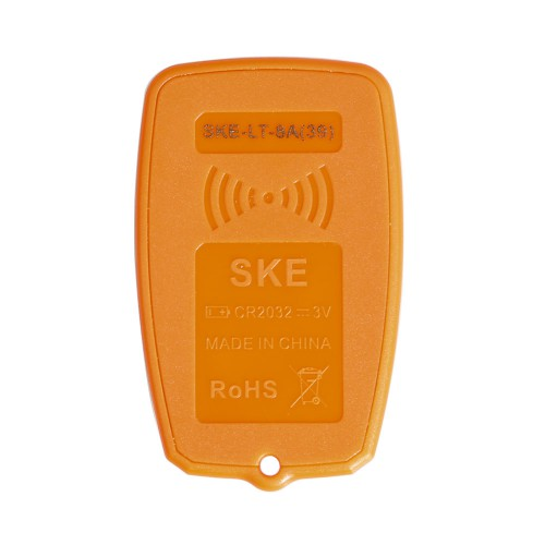 SKE-LT-DSTAES 128 Bit Smart Key Emulator (Orange) for Lonsdor K518 Support All Keys Lost Offline Calculation and Toyota 39 Chip