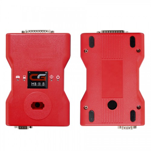 [UK SHIP] V3.0.5.0  CGDI Prog MB Benz Key Programmer with Full Adapters for ELV Repair Support All Key Lost