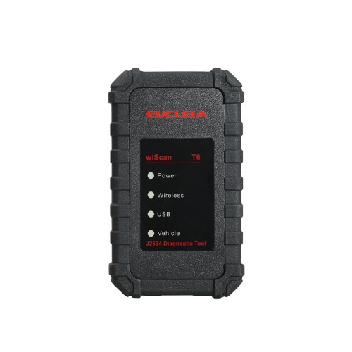 Original EUCLEIA TabScan S7D Car Intelligent Dual-mode Diagnostic System Free Shipping