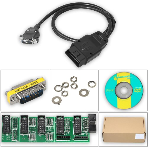 V54 FGTech Galletto 4 Master FW 0475 Auto ECU Chip Tuning Programmer EURO Version