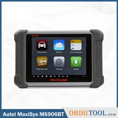 AUTEL MaxiSys MS906BT OBD2 Scanner Car Diagnostic tool Key Programmer Scanner Better than DS808 DS708 launch x431