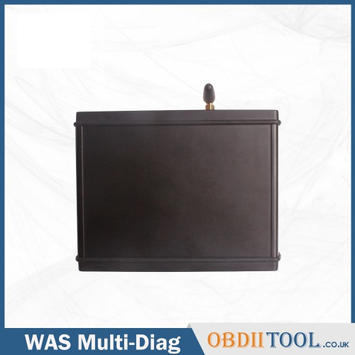 WAS Multi-Diag Truck Heavy Duty Diagnostic Tool Multi-Language Bluetooth