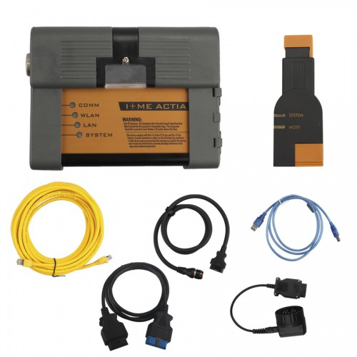 [UK SHIP] ICOM A2+B+C Diagnostic & Programming Tool for BMW without Software