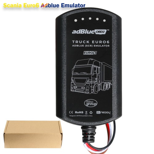 Euro6 Adblue Emulator for Scania Free Shipping