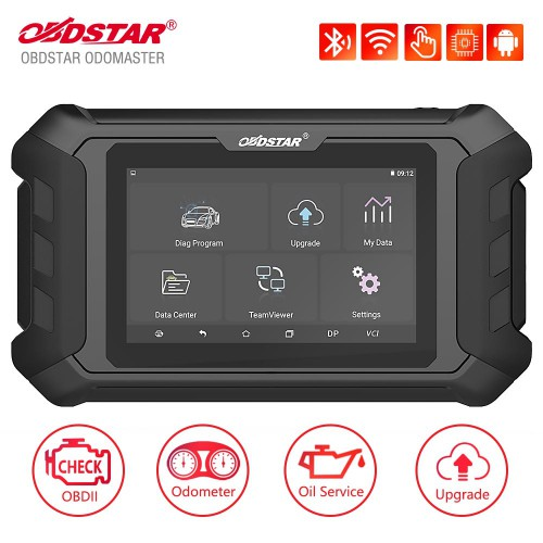[Standard Version] OBDSTAR ODOMASTER for Odometer Adjustment/OBDII and Oil Service Reset Covers 39 Car Makes Get BMT-08 for Free