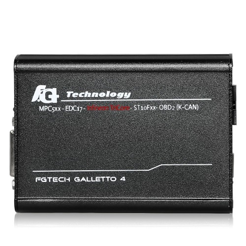 [UK SHIP] Latest Version V54 FGTech Galletto 4 Master BDM-TriCore-OBD Function