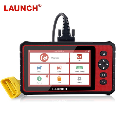 LAUNCH X431 CRP909 OBD2 Car Diagnostic OBD2 Scanner With 15 Special Functions Support Airbag SAS TPMS EPB IMMO Reset