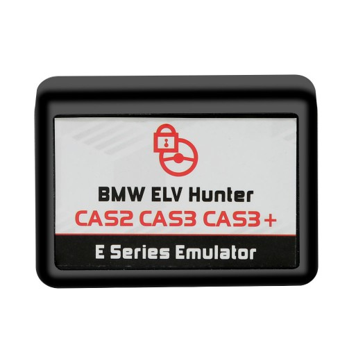 BMW ELV Hunter CAS2 CAS3 CAS3+ E Series Emulator Work For BMW, Mini