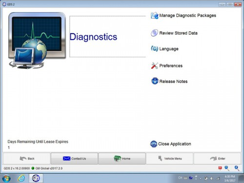 Latest GM MDI Multiple Diagnostic Tool With V2020.3 Software HDD Support WIFI